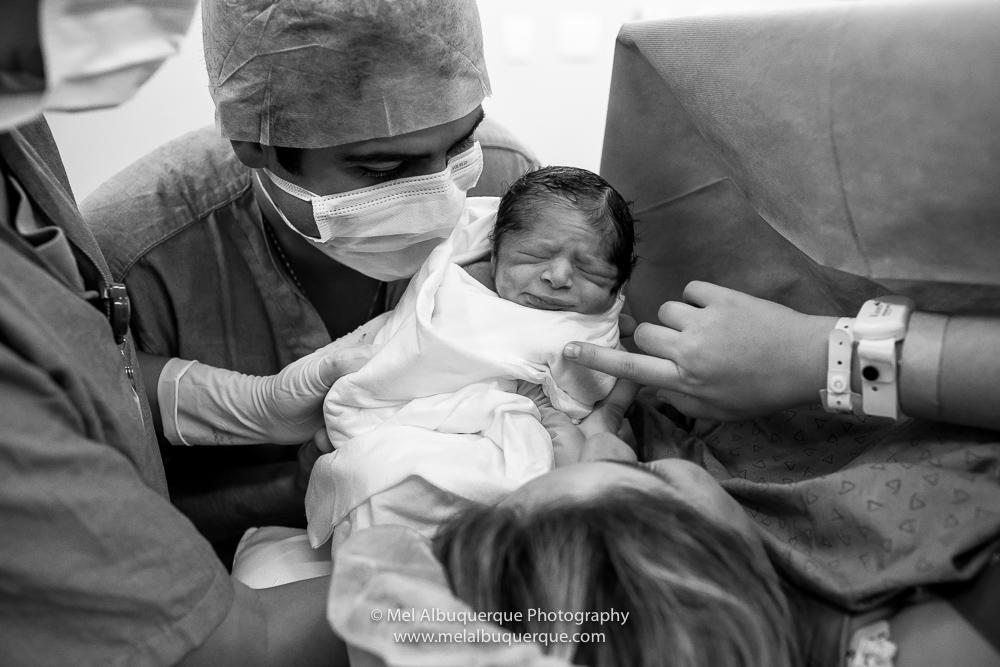 A chegada do JP   Fotografia Documental de Parto {Mel Albuquerque Photography}