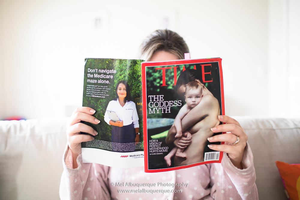 Somos TODAS capa da TIME Magazine!